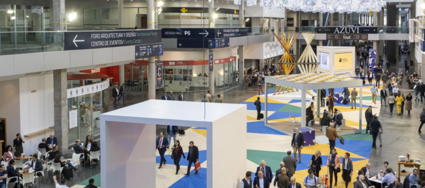 Cevisama hits new record, with visitors including more than 21,000 foreign profesionales