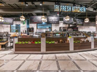 Nuovo progetto per Italgraniti Group che firma il  Fresh The Good Food Market di Dublino