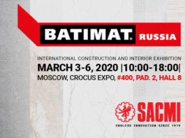Sacmi Deep Digital Line protagonista a Batimat 2020