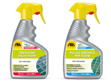 FILA Surface Care Solutions deterge e protegge le fughe.