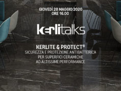 Kerlitalks: tre appuntamenti alla scoperta delle grandi lastre ultrasottili in Kerlite