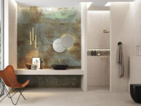 Nuova collezione Sheer: wall tiles e gres porcellanato per insuperabili total look firmati FAP ceramiche.