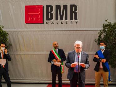 Tecnologia, estetica, innovazione, formazione:  BMR gallery, la nuova showroom di BMR