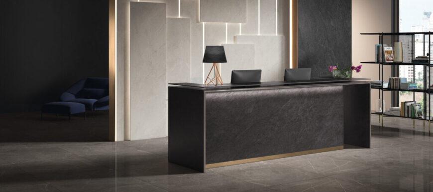 Panariagroup presenta Maxa:  Lastre Ceramiche ad alto spessore per il contract e l'interior design