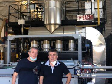 CE.SI. raddoppia con SACMI: avviato il terzo forno e le linee di stoccaggio ad elevata automazione