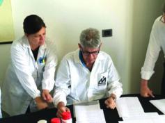 Nobacter 05 – La soluzione permanente di Metco contro il proliferare di batteri validata al 99,9%.