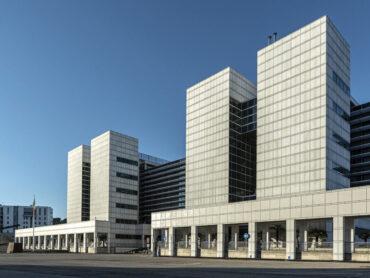 Sono a firma Cotto d'Este le facciate ventilate del tribunale di Pescara