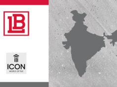 LB raddoppia con Icon Granito, India