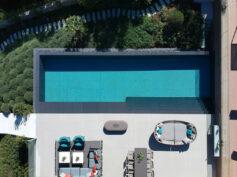 Lapitec: a bordo piscina e in immersione