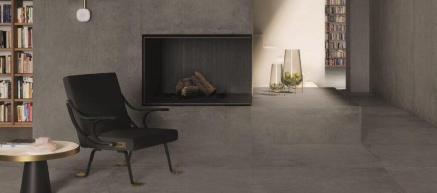 Ceramiche Keope presenta la versatilità delle collezioni effetto cemento: uno stile per ogni superficie