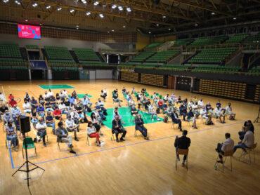 LB annuncia il rinnovo della partnership con Modena Volley con un evento dedicato ai dipendenti