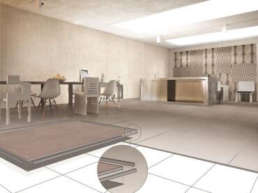ADI Design Index seleziona il Pavimento Autoposante Florim Magnum Oversize