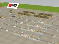 Bmr Digital Twin: produttività, sostenibilità e flessibilità nel fine linea ceramico