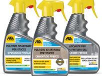 Fila Instant Remover: l'unica soluzione di pulizia brevettata
