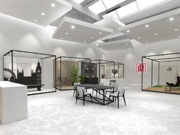 Nuova sala mostra e nuovo sito corporate per LB Technology