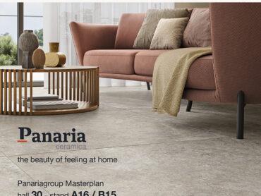 Masterplan: il progetto di Panariagroup e dei suoi brand per Cersaie 2021