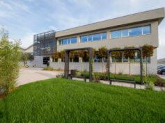 Terratinta Group presenta il nuovo headquarters: architettura e design all'insegna della sostenibilità